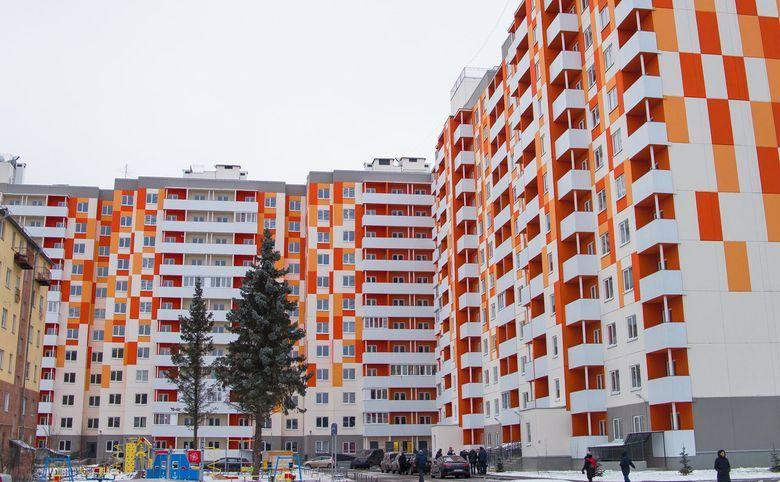 ЖК Ленсоветовский 13 – 1