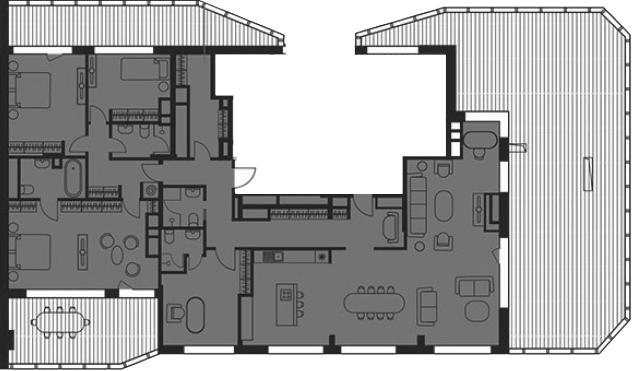 Своб. план., 245.13 м²