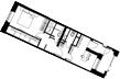 3-комнатная, 74.4 м²– 2