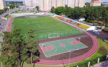 Стадион Красное знамя