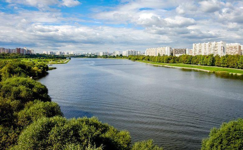 Апартаменты с видом на реку