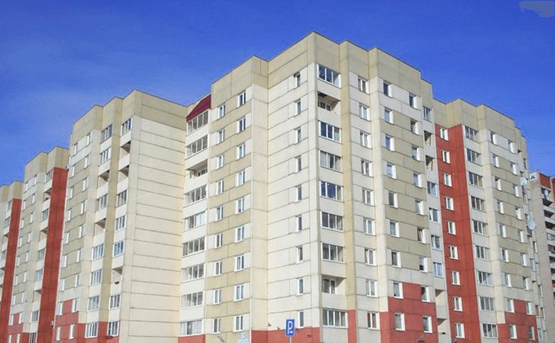 3-комнатная квартира, 96 м², 9 этаж – 10