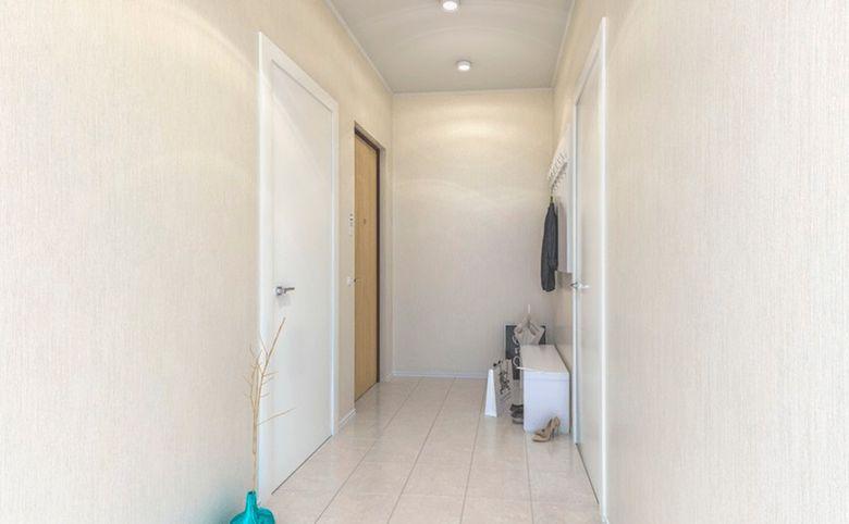 3Е-комнатная квартира, 53.45 м², 12 этаж – 6
