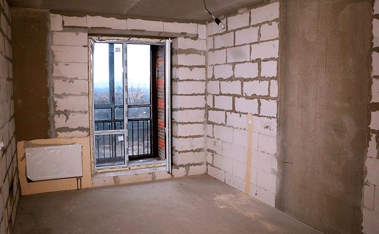 3Е-комнатная квартира, 59.7 м², 1 этаж – 1