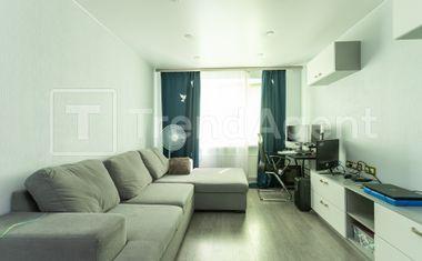 1-комнатная, 35.51 м²– 5