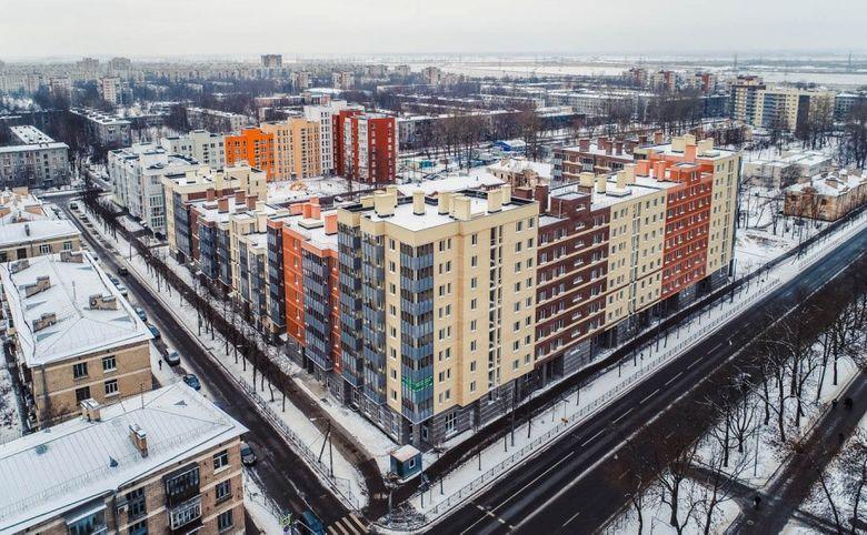 ЖК «Астрид», Колпинский р-н в СПб | 2