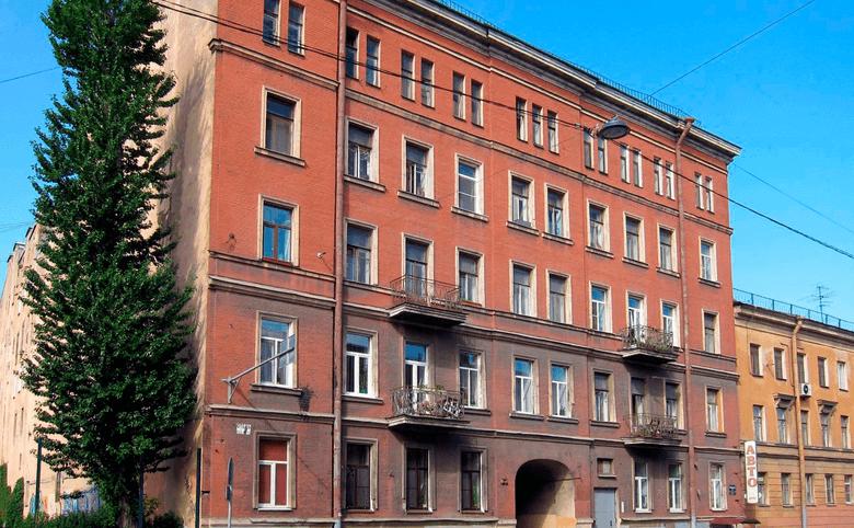 ул Рузовская, 35