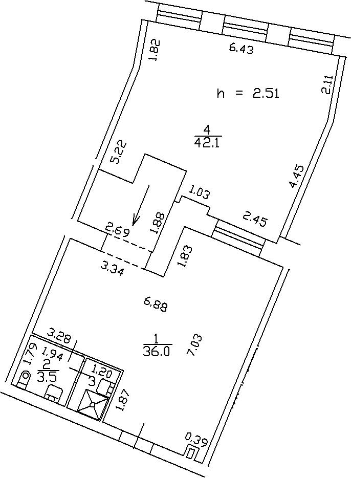 Своб. план., 83.7 м²