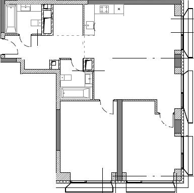 4Е-к.кв, 84.77 м²