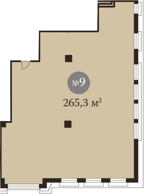 Своб. план., 265.3 м²