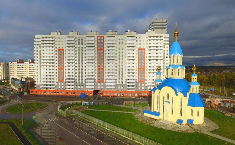 ЖК Парголово