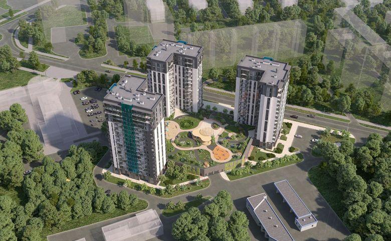 ЖК «Одинград. Кварталы «Лесной» и «Центральный»»– 2