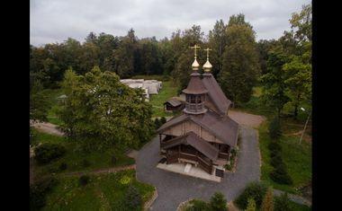 Храм Иоана Кронштадского