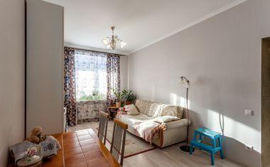 2Е-комнатная, 42.7 м²– 4