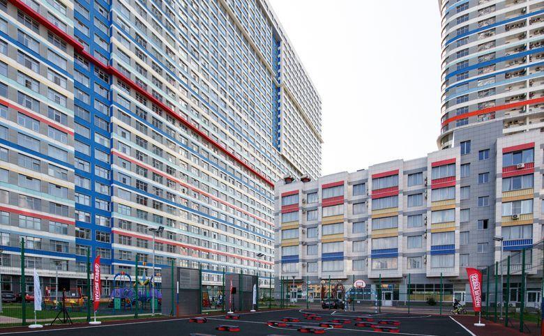 Свободная планировка, 109 м², 26 этаж – 8