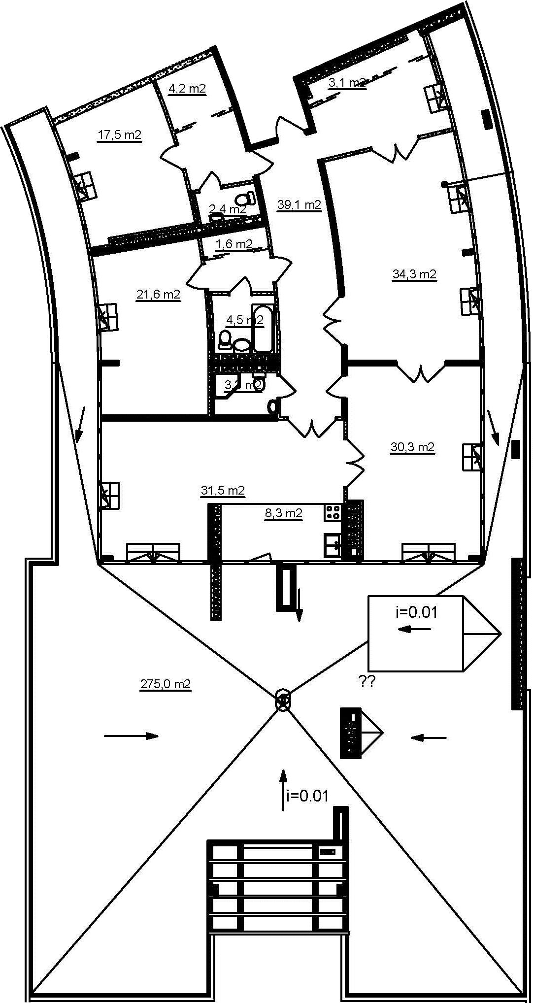 5Е-комнатная, 199.9 м²– 2