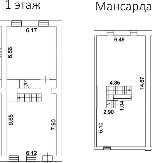 Свободная планировка, 180.6 м²– 2