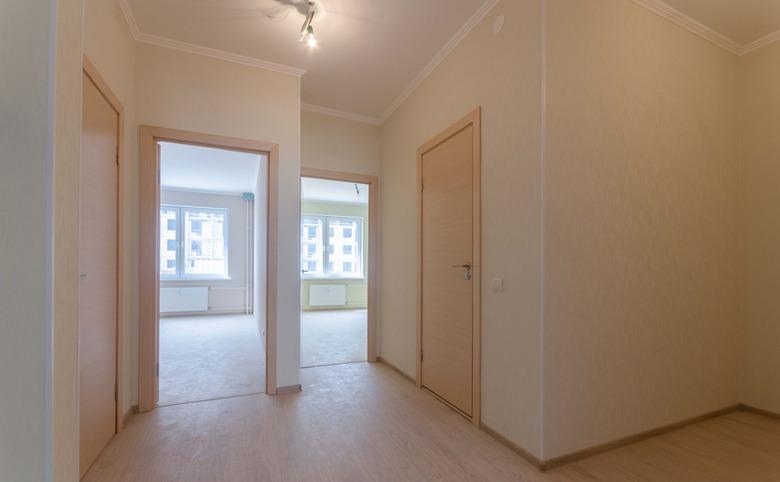 4Е-комнатная квартира, 71.2 м², 1 этаж – 3