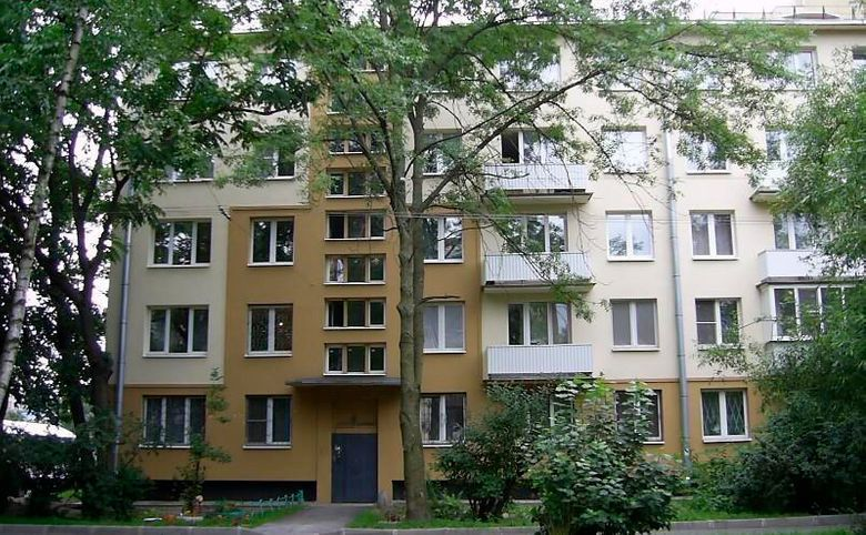 ул Ленсовета, 56 – 1