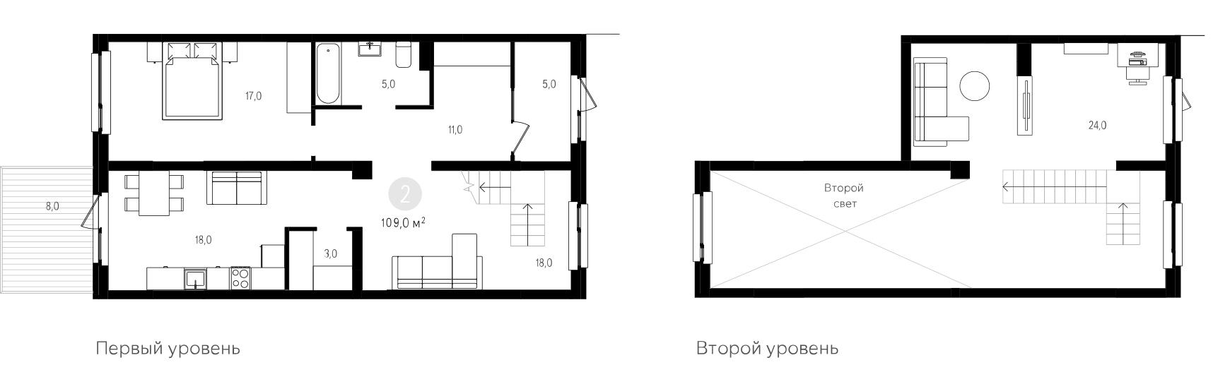 4Е-к.кв, 109 м²