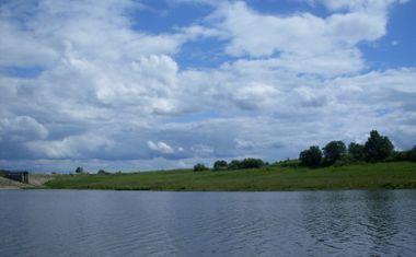 Среднее Кузьминское водохранилище
