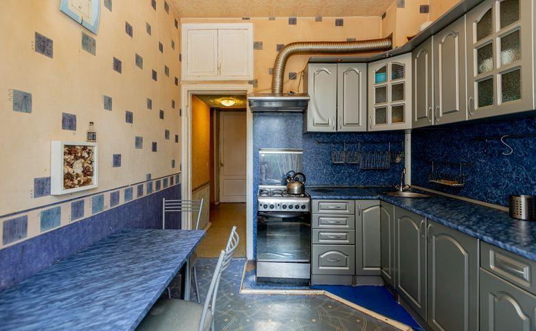 2-комнатная квартира, 54.52 м², 1 этаж – 4