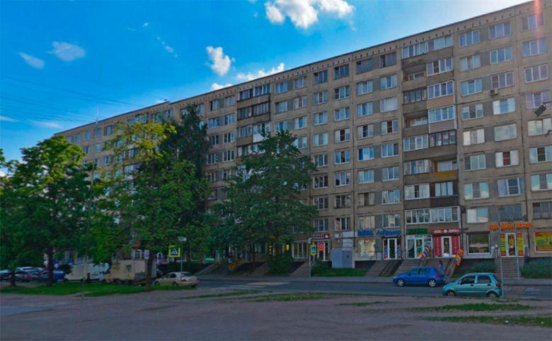 ул Бухарестская, 33 – 1