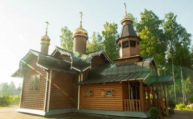 Скоропослушнинская церковь