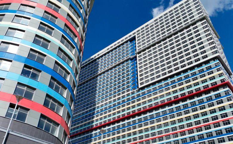 Свободная планировка, 109 м², 26 этаж – 7
