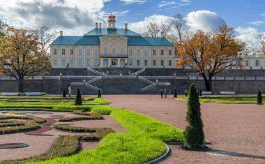 Большой Меньшиковской Дворец