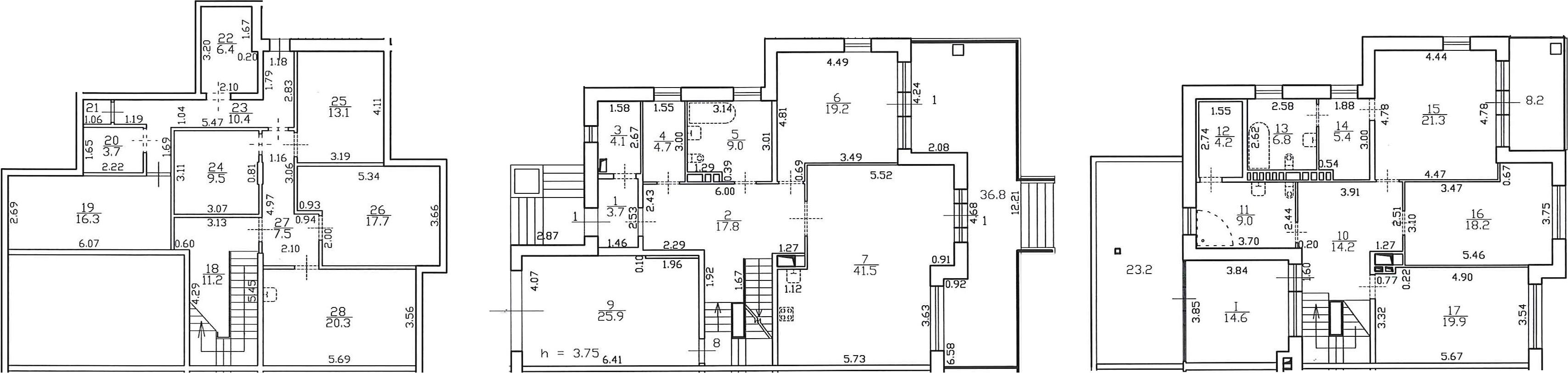 Таунхаус, 379.9 м²– 2