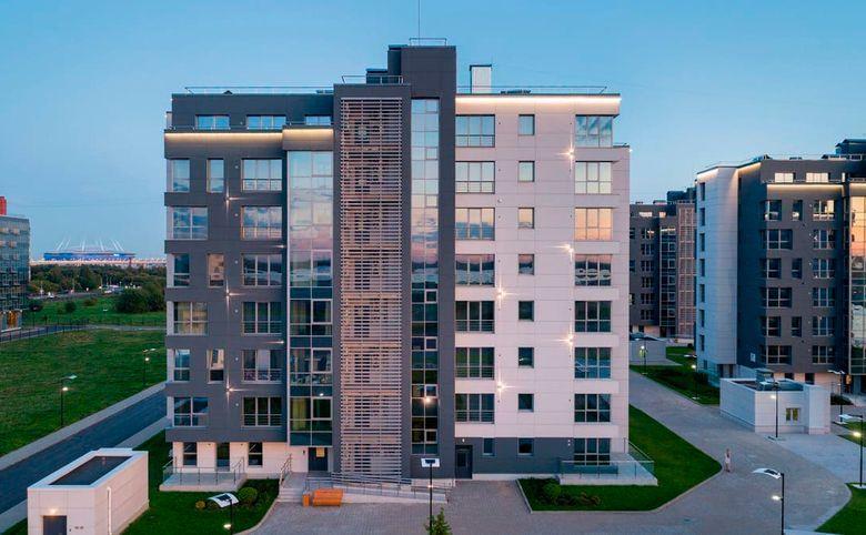 5Е-комнатная квартира, 232.65 м², 8 этаж – 12
