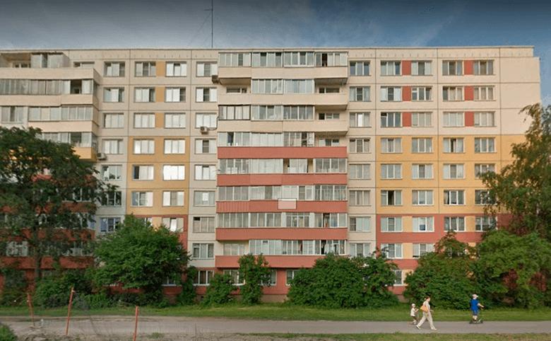ул. Белградская, 34
