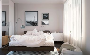 2Е-комнатная, 39.66 м²– 1
