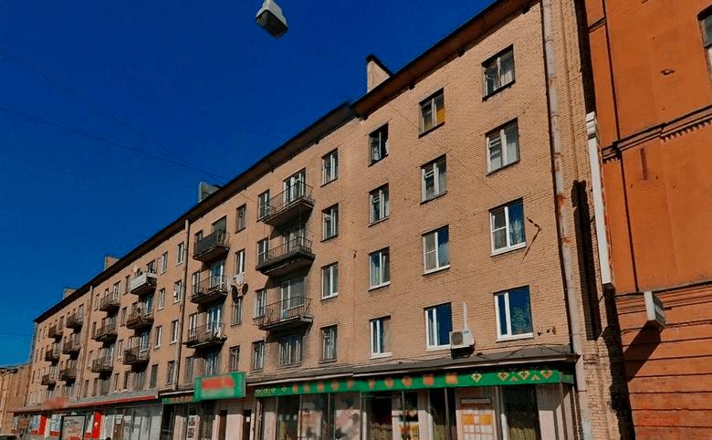 наб Обводного канала, 165