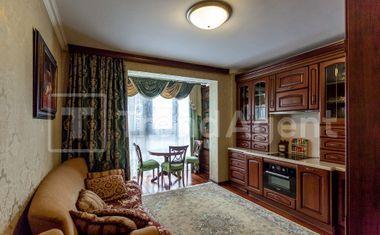1-комнатная, 44 м²– 1