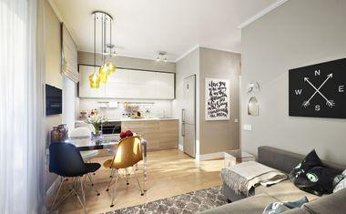3Е-комнатная, 62.02 м²– 9