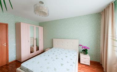 1-комнатная, 41.7 м²– 3