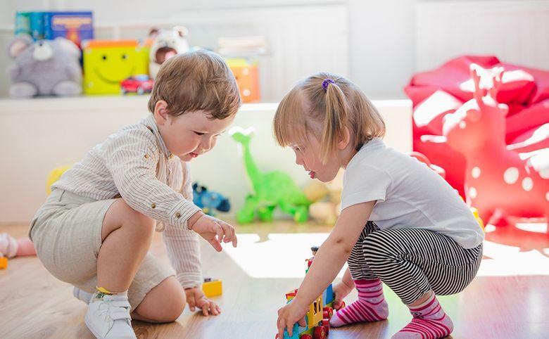 Два детских сада на 130 мест