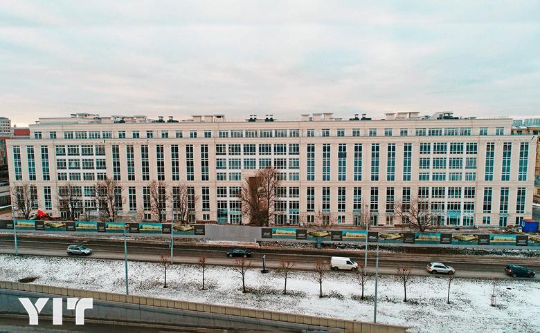 ЖК «Смольный проспект», Центральный р-н в СПб | 3