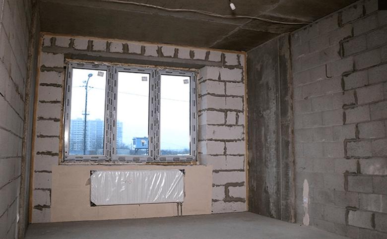 3Е-комнатная квартира, 59.7 м², 1 этаж – 2
