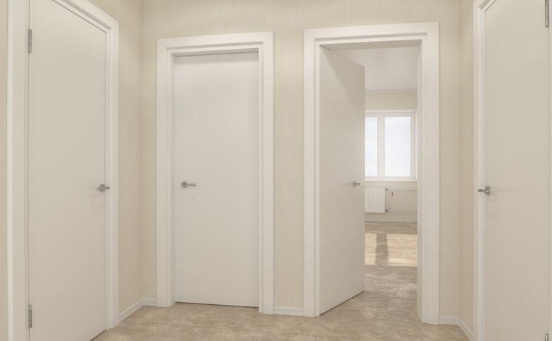 3Е-комнатная квартира, 55.76 м², 18 этаж – 6