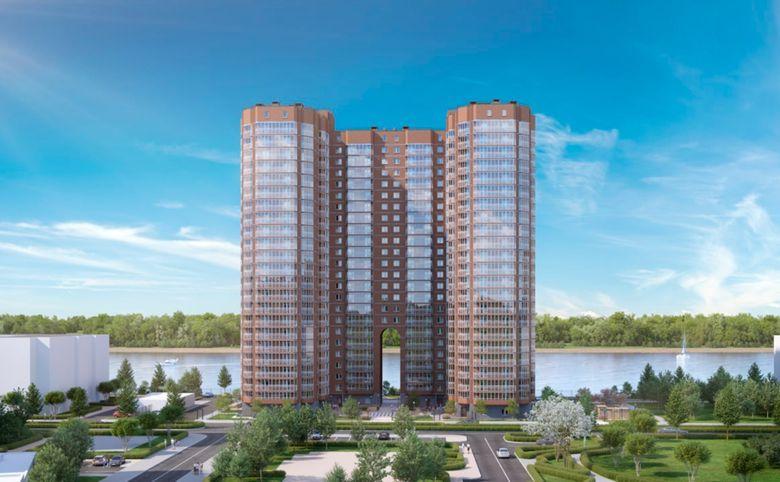 4Е-комнатная квартира, 73.72 м², 9 этаж – 9