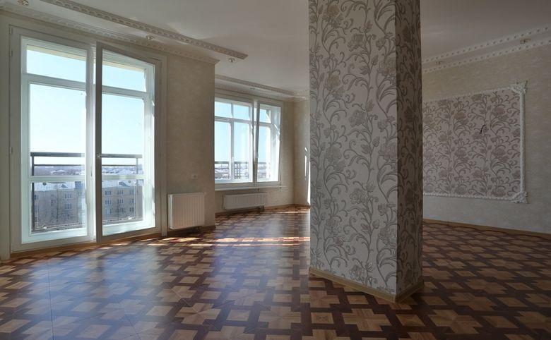 3-комнатная квартира, 144.8 м², 8 этаж – 1