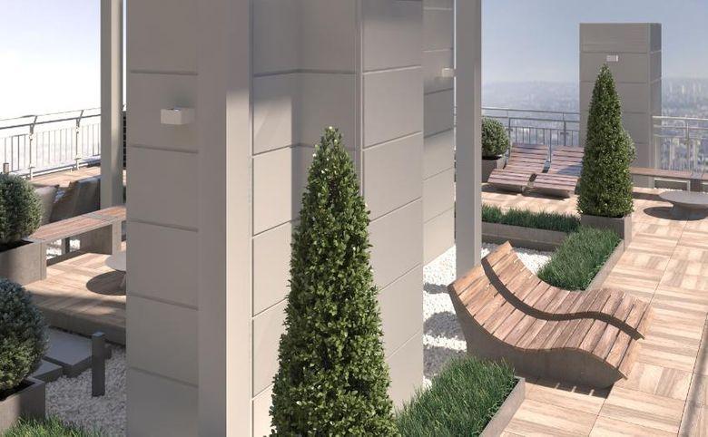 Общественные пространства на крышах
