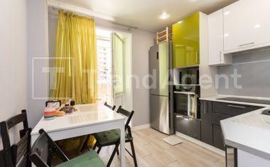 1-комнатная, 35.51 м²– 1