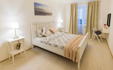 3Е-комнатная, 55.52 м²– 1