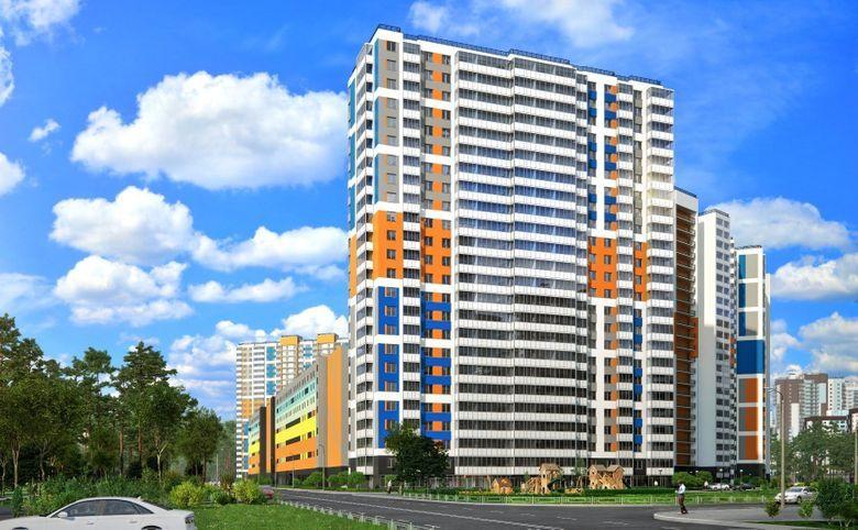 1-комнатная квартира, 32.81 м², 3 этаж – 11