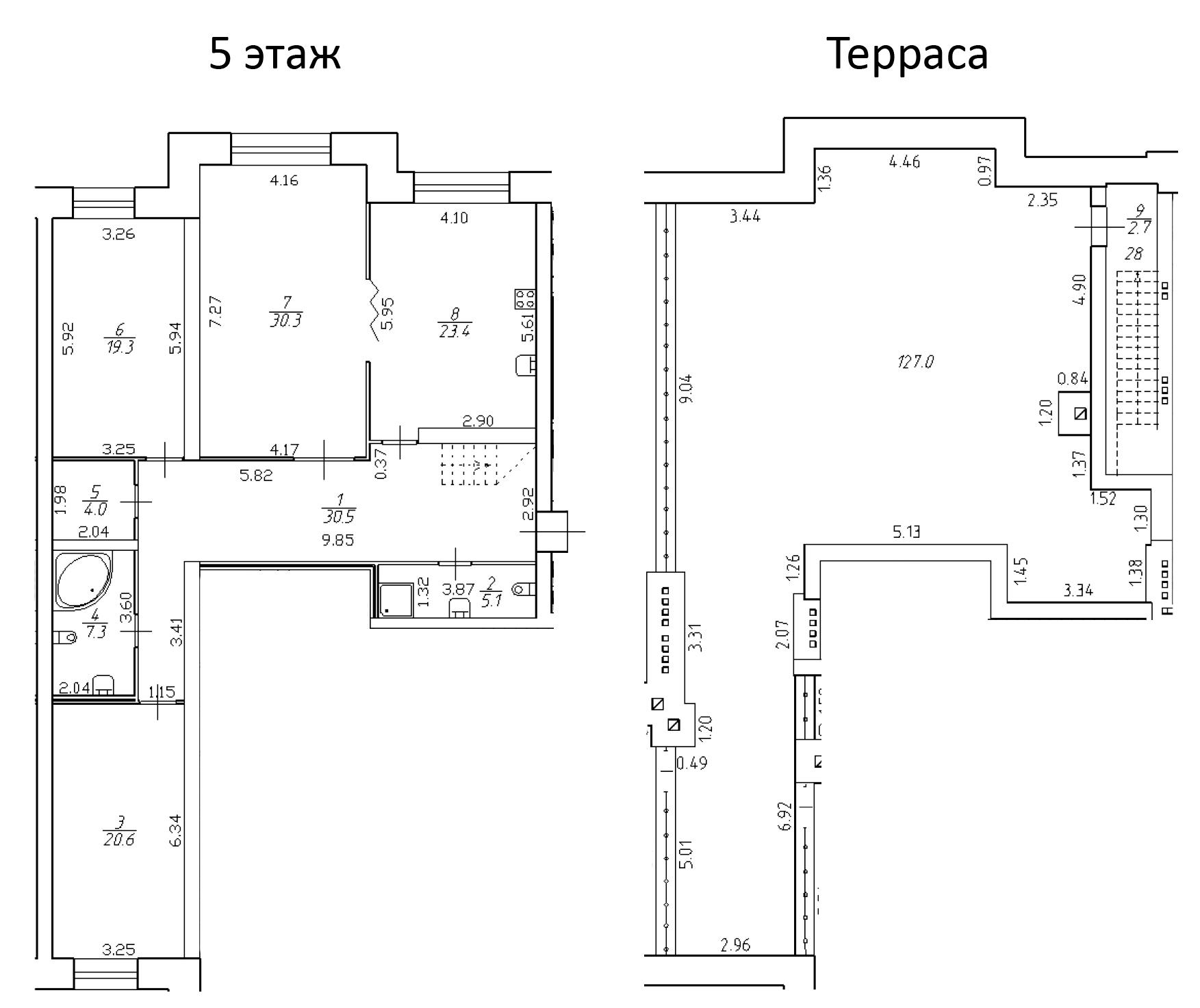 4Е-к.кв, 181.3 м²