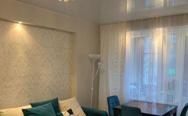 3-комнатная, 58.6 м²– 1